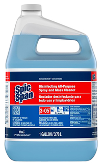 Image for Spic and Span Concentrated Cleaner, 128 Fluid Ounces from School Specialty
