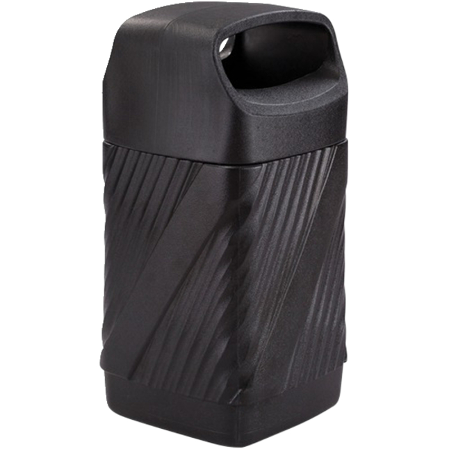 Image for Safco Twist Waste Receptacle, 32 Gallon Capacity from SSIB2BStore