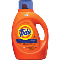 Image for Tide Liquid Laundry Detergent, Concentrate 92 Fluid Ounces, Original Scent from School Specialty