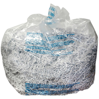Image for GBC Shredder Bags, 30 Gallon Capacity, Box of 25 from School Specialty