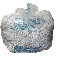 Image for GBC Shredder Bag, 35-60 Gallon, 100 bags/box from School Specialty