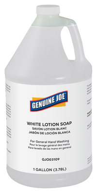 Image for Genuine Joe Lotion Soap, 1 Gallon, Case of 4 from School Specialty