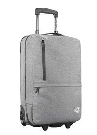 Image for Solo Retreat Travel/Luggage Case, Carry On Luggage, Travel Essential, Gray from School Specialty