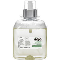 Image for Gojo FMX-12 Green Certified Foam Hand Soap Refill, 42.3 Ounces from School Specialty