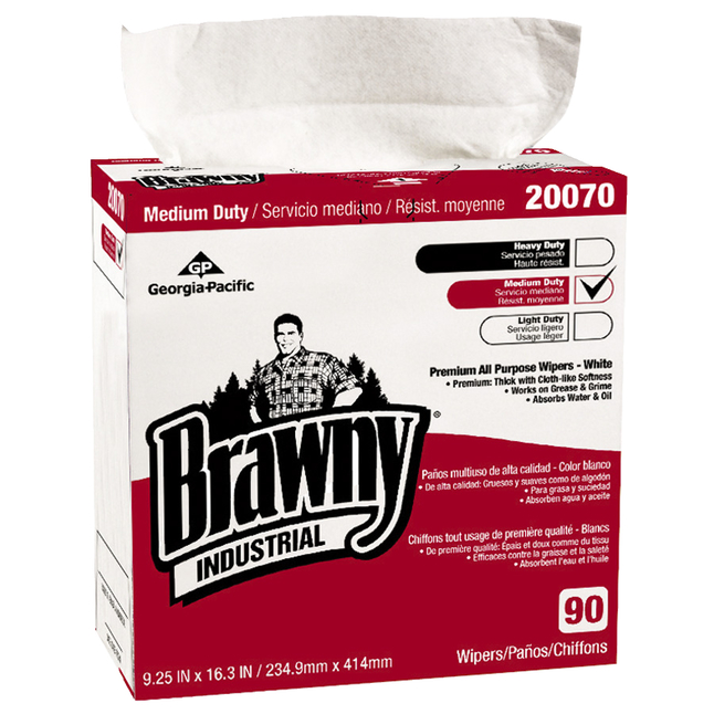 Image for Georgia Pacific Brawny Tall Paper Towels, Pack of 900 from School Specialty