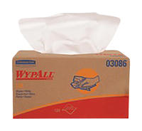 Image for Wypall L30 Towels, 10 Inches x 9.80 Inches, White from School Specialty