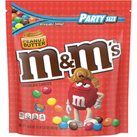 Image for M&M's Peanut Butter Chocolate Candies, 2.12 Pound from School Specialty