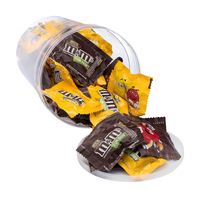 Image for Office Snax M&Ms Plain & Peanut Candy Tub from School Specialty