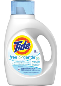 Laundry Care Cleaning Products, Item Number 2050473