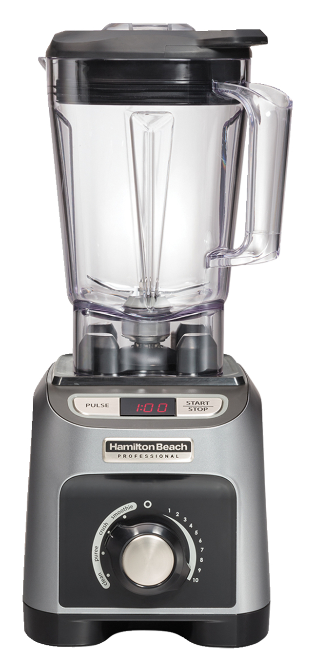 Image for Hamilton Beach Professional Blender, 1800 Watt Peak Power , Stainless Steel from School Specialty