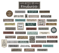 Image for Home Sweet Classroom Positive Sayings Accents from SSIB2BStore