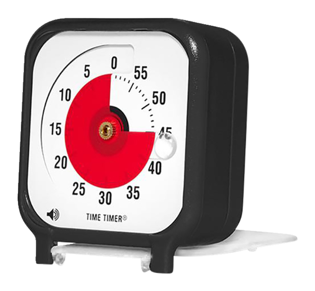 Image for Time Timer Originals, Audible, 3 Inch from School Specialty