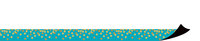 Image for Teal Confetti Magnetic Border Trim from SSIB2BStore