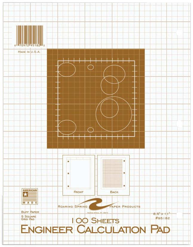 Graph Paper, Item Number 2051265