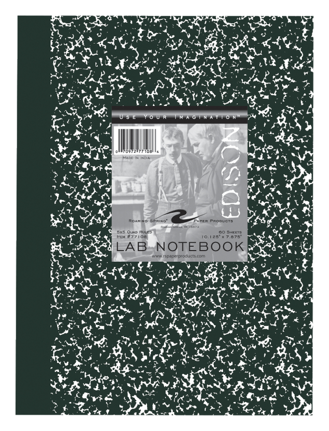 Composition Books & Notebooks, Item Number 2051268