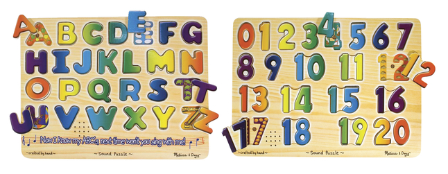 Early Childhood Chunky Puzzles, Item Number 2051360