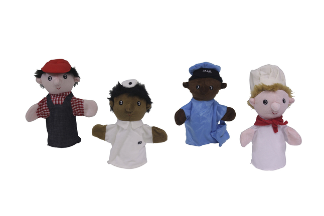 Dramatic Play Puppets, Item Number 205680
