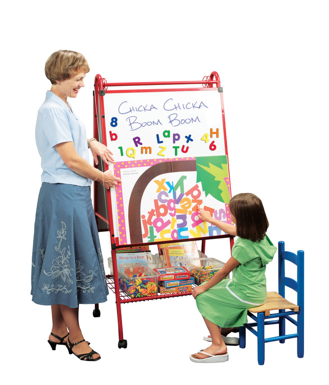 Literacy Easels Supplies, Item Number 205838