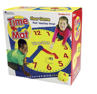 Telling Time, Time Games Supplies, Item Number 205896