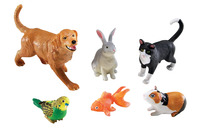 Manipulatives, Animals, Item Number 205900