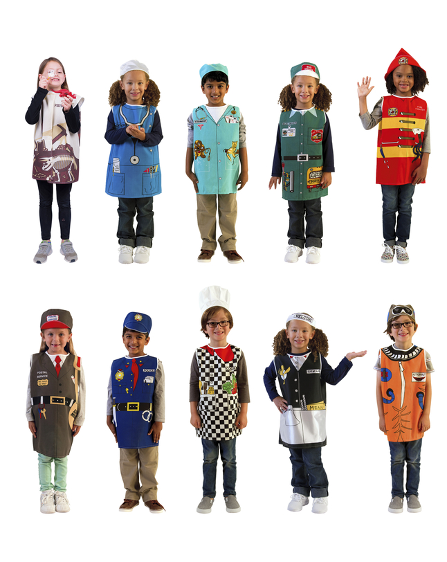 Dramatic Play Dress Up, Role Play Costumes, Item Number 205908