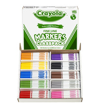 Art Markers, Item Number 207193