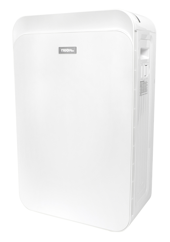 Image for FIELD CONTROLS LLC TRIO PLUS UVC AND HEPA PORTABLE AIR PURIFIER 12W x 30L x 20H in from School Specialty