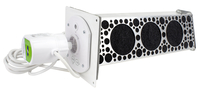 Image for FIELD CONTROLS LLC DUO-16/120V UV INDUCT AIR PURIFIER 12W x 24L x 17H in from School Specialty