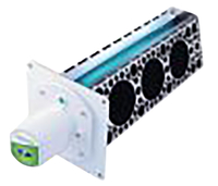 Image for FIELD CONTROLS LLC DUO-14/24V UV INDUCT AIR PURIFIER 12W x 24L x 17H in from School Specialty
