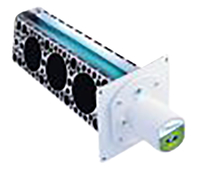 Image for FIELD CONTROLS LLC DUO-11/24V UV INDUCT AIR PURIFIER 12W x 24L x 17H in from School Specialty