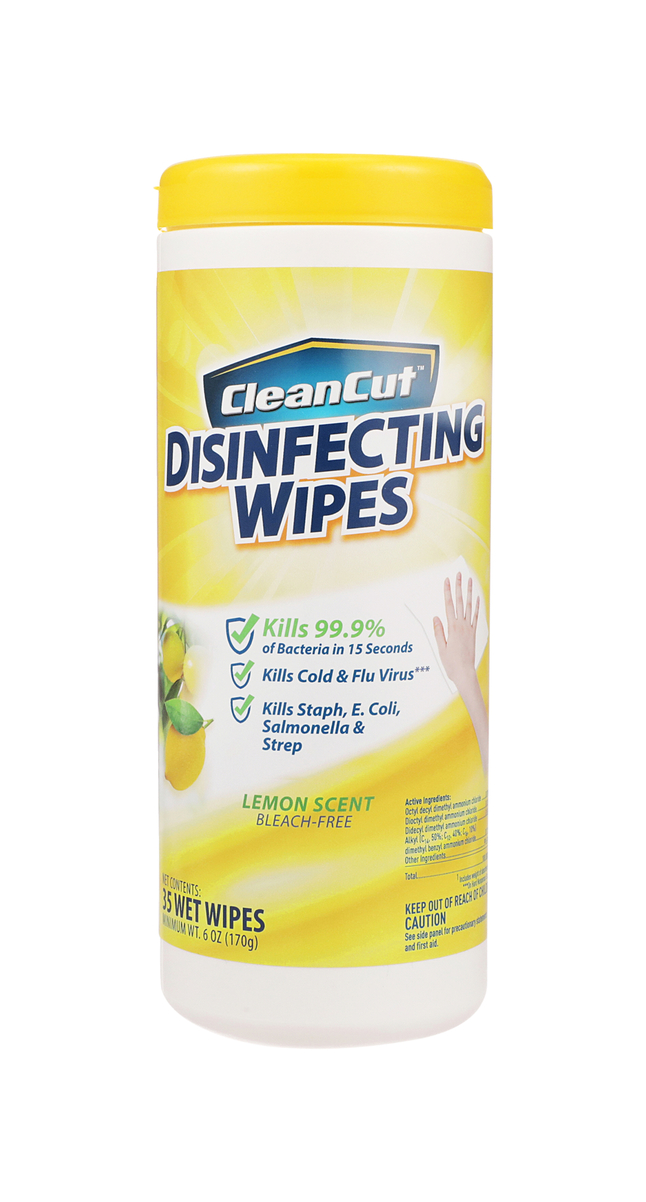 Disinfecting, Sanitizing Wipes, Item Number 2087059