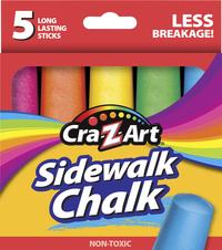 Sidewalk Chalk, Item Number 2087461