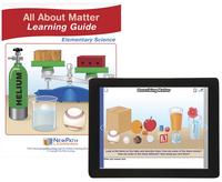 Image for Newpath Learning All About Matter Student Learning Guide with Online Lesson from School Specialty