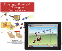 Image for Newpath Learning - Energy: Forms & Changes Student Learning Guide with Online Lesson from School Specialty