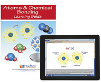 Image for Newpath Learning Atoms and Chemical Bonding Student Learning Guide with Online Lesson from School Specialty