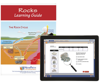 Image for Newpath Learning All About Rocks Student Learning Guide with Online Lesson from School Specialty