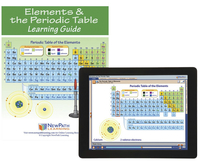 Image for Newpath Learning Elements and the Periodic Table Student Learning Guide with Online Lesson from School Specialty