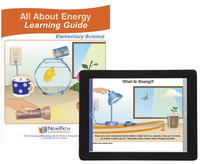 Image for Newpath Learning All About Energy Student Learning Guide with Online Lesson from School Specialty