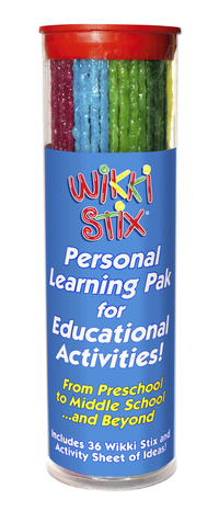 Image for Wikki Stix Personal Learning Pack, Set of 36 from School Specialty