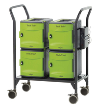 Image for Copernicus Tech Tub2 Modular Cart with USB-C 20W Adapter Holds 24 Devices from School Specialty