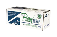 Image for School Specialty Multi-Purpose Wrap, 12 Inches x 1000 Feet, Plastic, Clear from School Specialty