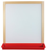 Image for Magnetic Dry Erase Wall Easel, 24 x 5 x 25-1/4 Inches from School Specialty