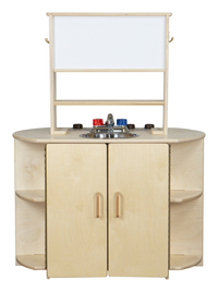 Image for Wood Designs All-In-One Compat Kitchen Center from School Specialty