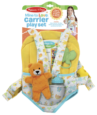 Image for Mine to Love Carrier Play Set from SSIB2BStore