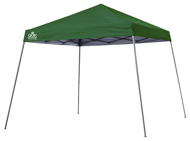 Image for Quik Shade Expedition Ex81 12 X 12 Ft. Slant Leg Canopy - Green from School Specialty