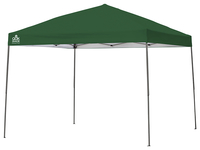 Image for Quik Shade Expedition Ex100 10 X 10 Ft. Straight Leg Canopy - Green from SSIB2BStore