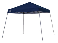 Image for Quik Shade Expedition Ex81 12 X 12 Ft. Slant Leg Canopy - Midnight Blue from SSIB2BStore