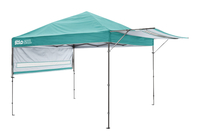 Image for Quik Shade Solo Steel 170 10 X 17 Ft. Straight Leg Canopy - Turquoise from School Specialty