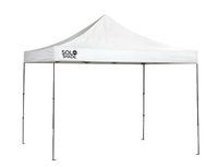 Image for Quik Shade Solo Steel 100 10 X 10 Ft. Straight Leg Canopy - White from School Specialty