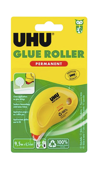 Image for UHU Glue Tape Roller, 1/4 Inches x 31 Feet from School Specialty
